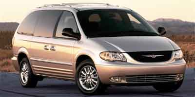 Pre-Owned 2002 Chrysler Town & Country EX