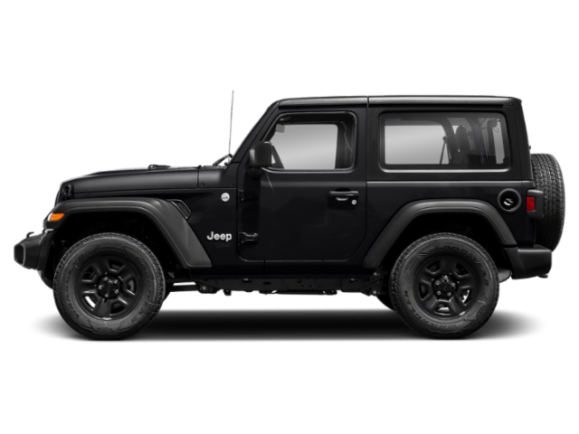 New 2020 JEEP Wrangler Black and Tan
