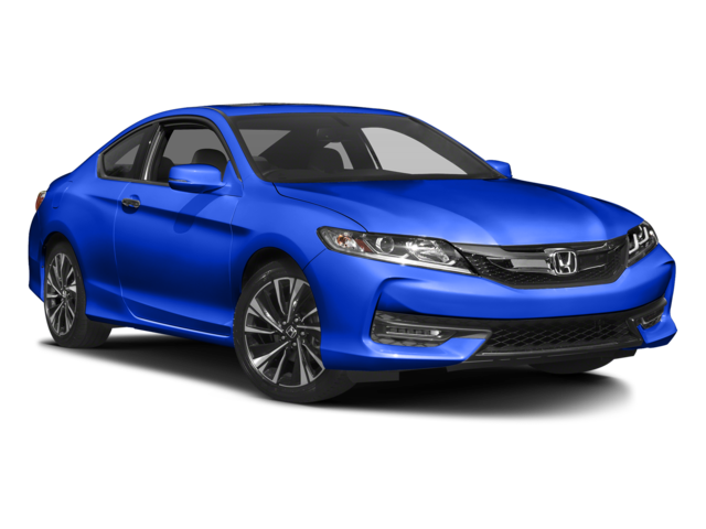 New 2017 Honda Accord Coupe EX-L V6 FWD 2dr Car
