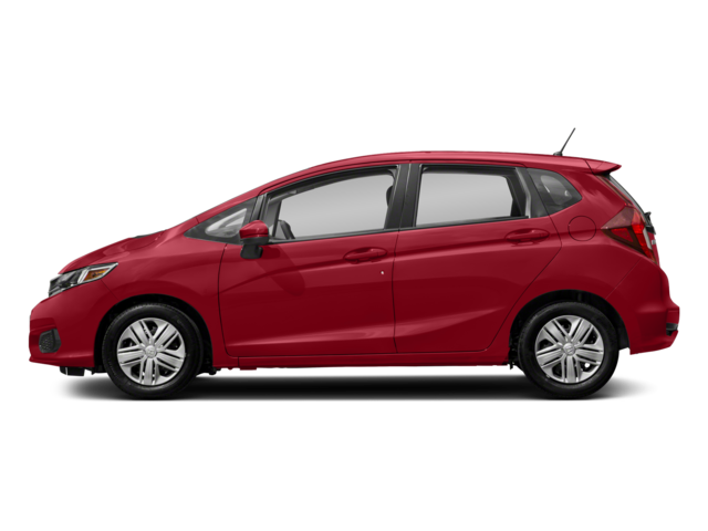 New 2018 Honda Fit Lx Hatchback In 67136 Wilde
