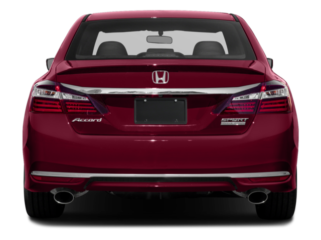 New 2017 Honda Accord Sport Special Edition 4d Sedan In