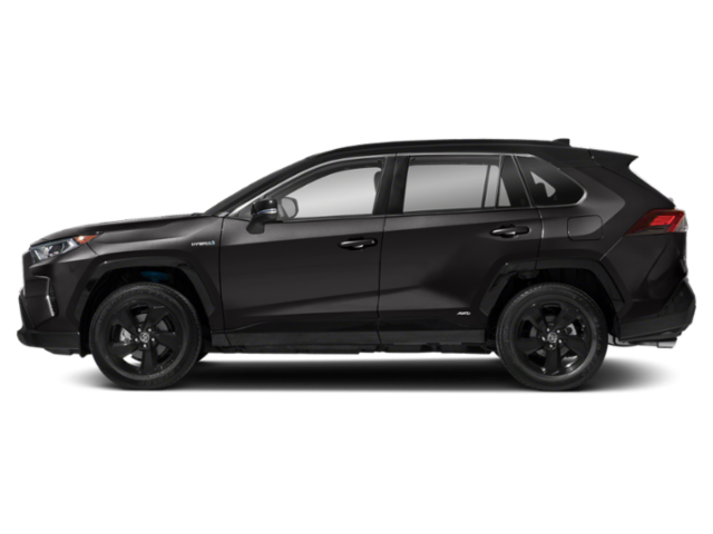 New 2020 Toyota Rav4 Hybrid Xse 4d Sport Utility In Alton 15170 Mungenast Automotive Family