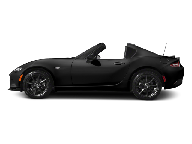 New 2017 Mazda MX-5 Miata RF Club RWD Club 2dr Convertible 6M