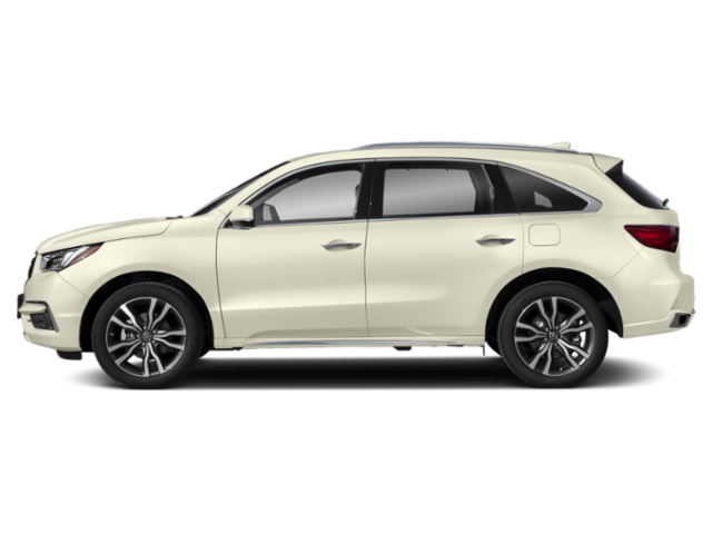New 2019 Acura MDX w/Advance Pkg