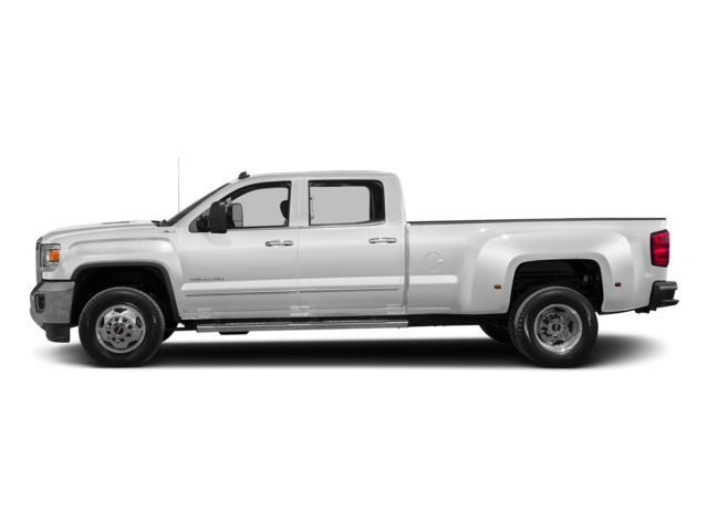 New 2017 GMC Sierra 3500HD Base