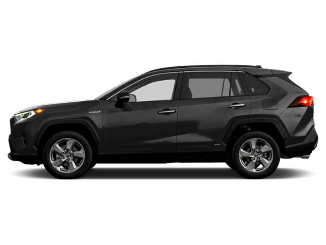 New 2019 Toyota RAV4 LTD AWD