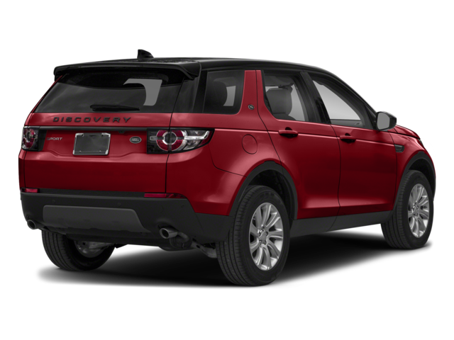 New 2018 Land Rover Discovery Sport Hse Suv In Freeport