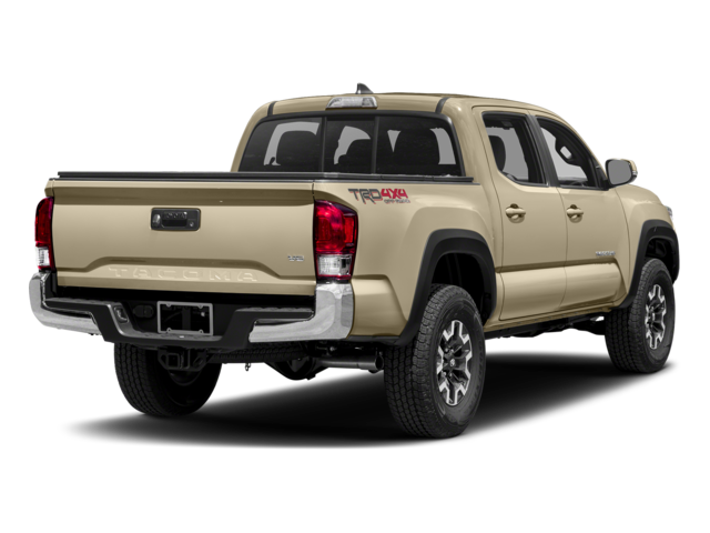 New 2018 Toyota Tacoma Trd Off Road Double Cab In East