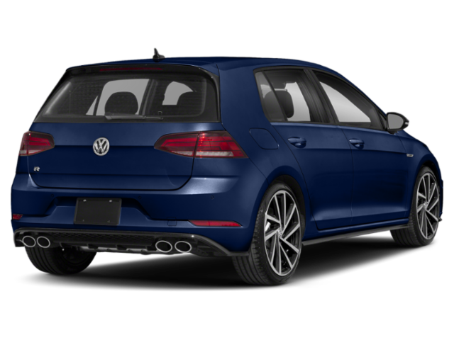 New 2019 Volkswagen Golf R 5-Dr 2.0T 4MOTION at DSG
