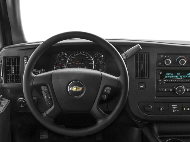 New 2018 Chevrolet Express 3500 LS