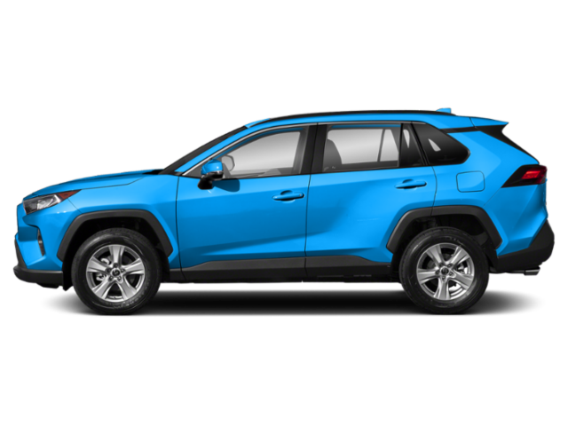 New 2020 Toyota RAV4 LE AWD (Natl)