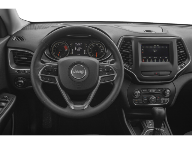 2020 Jeep Renegade Limited Interior