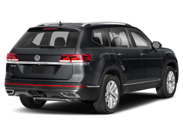 New 2021 Volkswagen Atlas SE with Technology with 4MOTION®