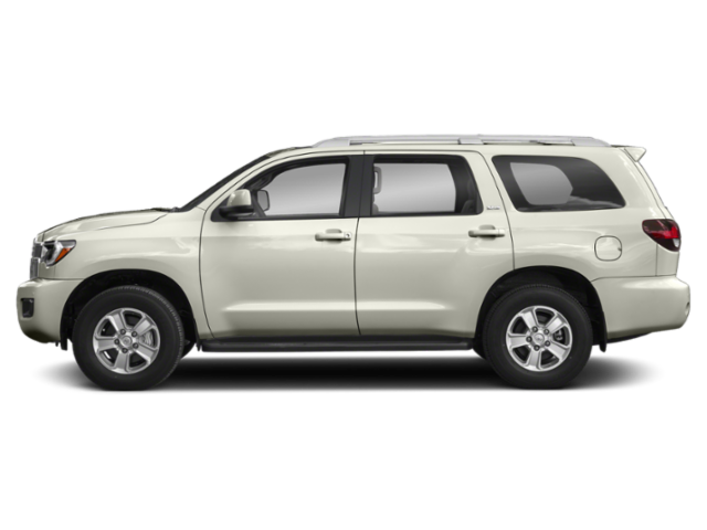 New 2020 Toyota Sequoia Platinum 4WD