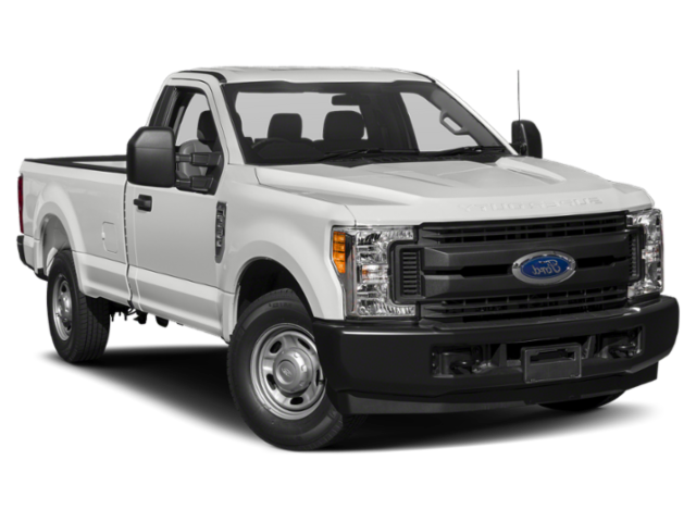 New 2019 Ford F-250 XL 8FT Snow Plow
