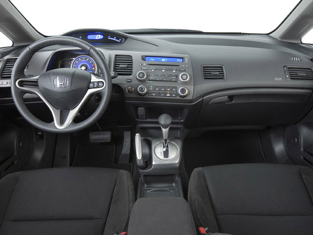 Delightful Pre Owned 2009 Honda Civic EX