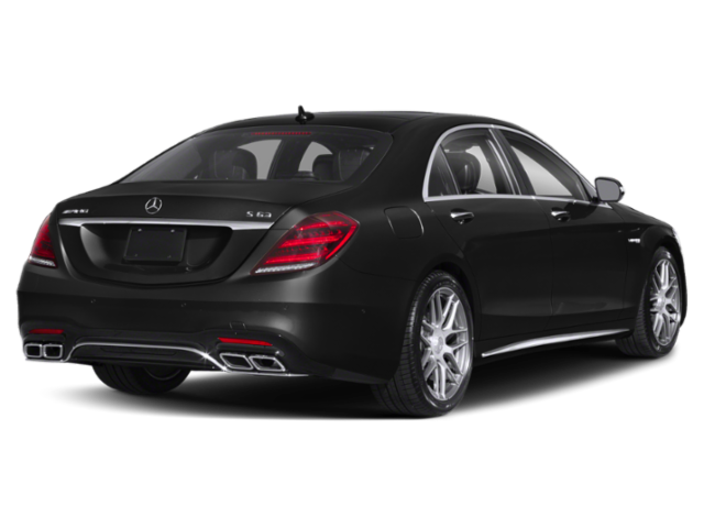 New 2019 Mercedes-Benz S-CLASS S63 AMG®