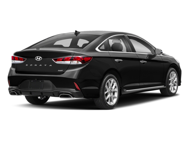 New 2018 Hyundai Sonata Sport 2 0t 4 Door Sedan In Post