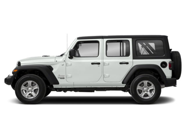 New 2020 Jeep Wrangler Unlimited Sport Altitude