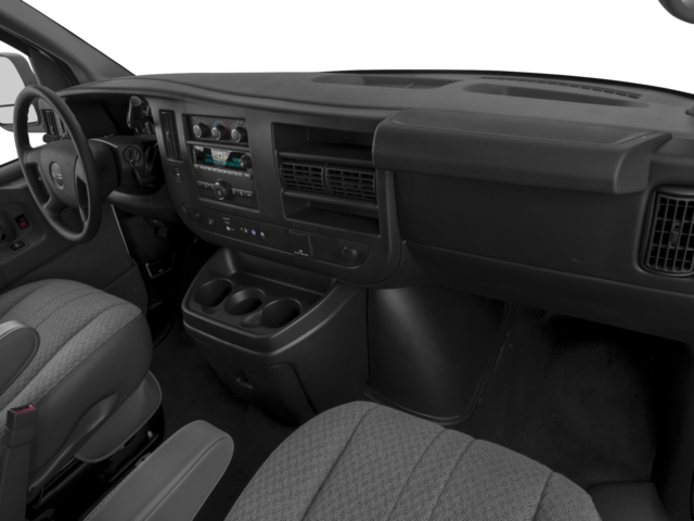 New 2017 GMC Savana Passenger LS