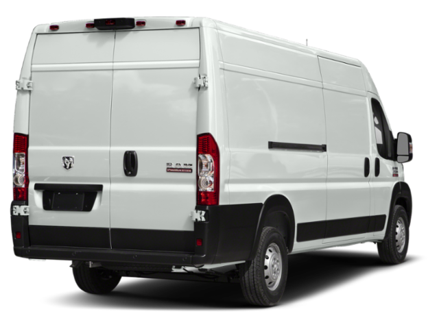 New 2019 RAM ProMaster 3500 High Roof 159 WB EXT