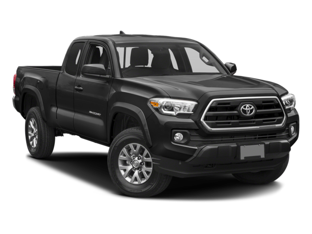 new 2017 toyota tacoma sr5 v6 4x4 sr5 v6 4dr access cab 6 1 ft lb in eatontown hx116309. Black Bedroom Furniture Sets. Home Design Ideas