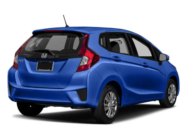 New 2017 Honda Fit Lx Hatchback In Lawrence H14062 Commonwealth Motors