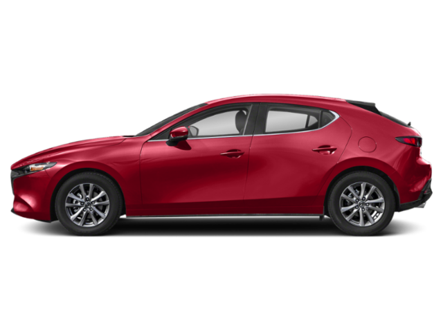 New 2019 Mazda3 Sport GS Luxury