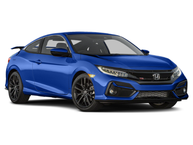 New 2020 Honda Civic Si Coupe Si