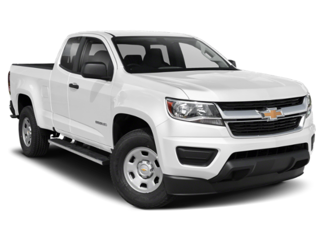 New 2019 Chevrolet Colorado 2WD Work Truck RWD XCAB