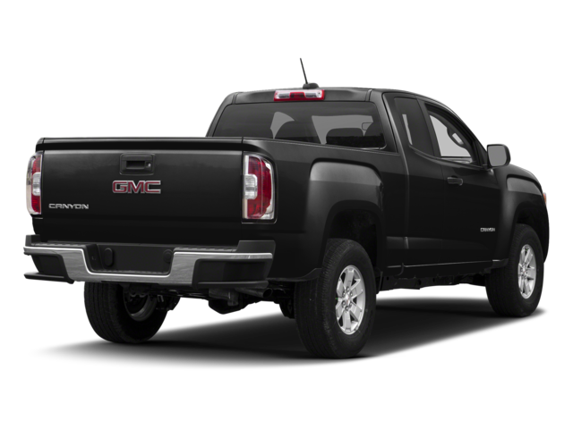 New 2017 Gmc Canyon 2wd Ext Cab 128 3 Extended Cab Pickup