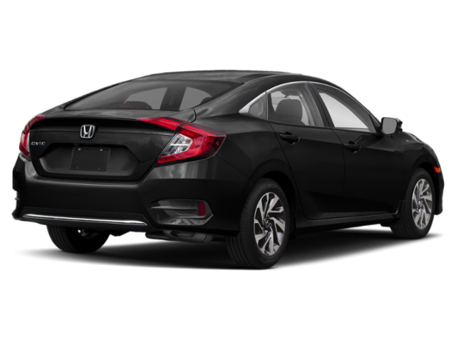 Demo 2019 Honda Civic Sedan EX CVT