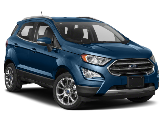 New 2020 Ford EcoSport SE 4WD