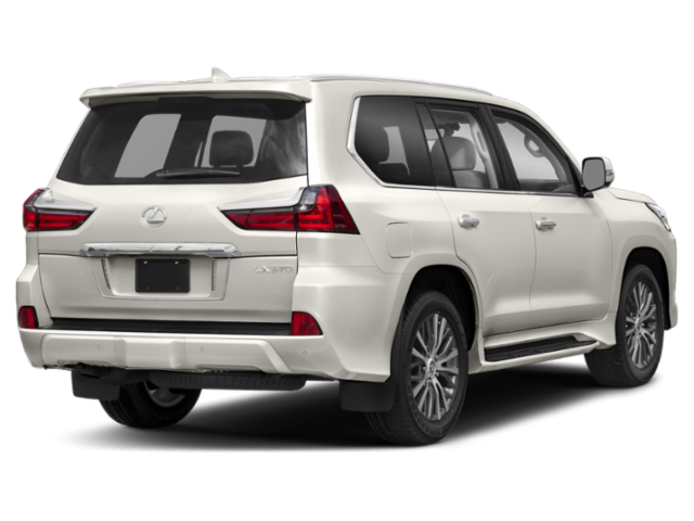 New 2019 Lexus LX LX 570 With Navigation & 4WD