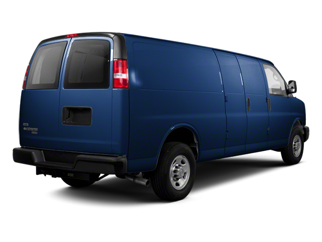 Pre-Owned 2012 Chevrolet Express 1500 Upfitter