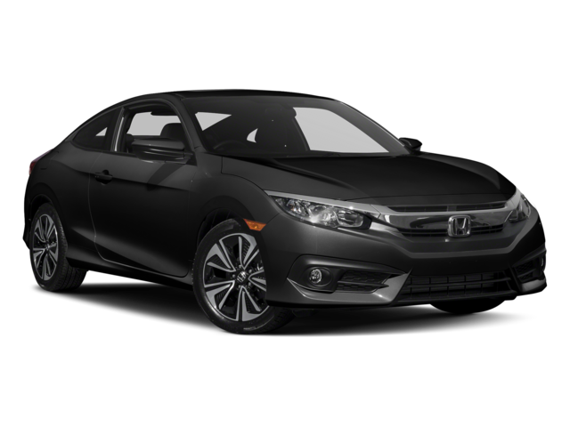 New 2017 Honda Civic Ex T 2d Coupe In Salt Lake City