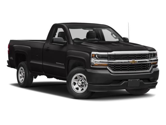 New 2018 chevrolet silverado 1500 4wd reg cab 119 0 work for Shelor motor mile chevy