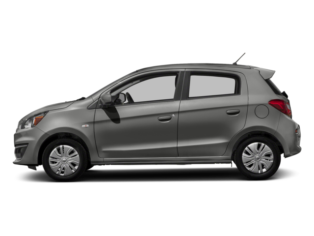 New 2018 Mitsubishi Mirage Es Cvt 4dr Car In