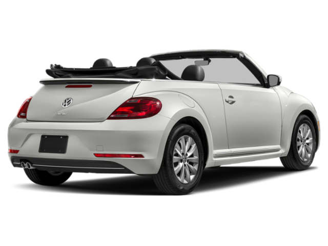 New 2019 Volkswagen Beetle Wolfsburg Edition Convertible 2.0T 6sp at w/Tip