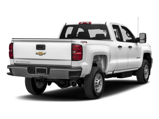 New 2017 Chevrolet Silverado 2500hd Work Truck