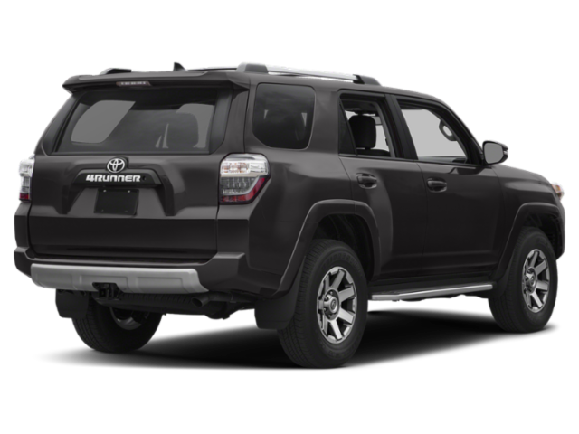 New 2019 Toyota 4RUNNER 4X4 TRD OFF-ROAD V6