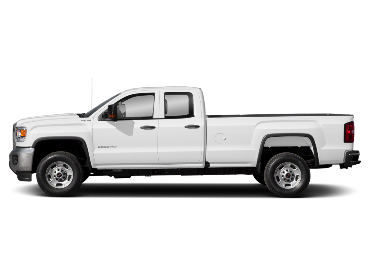 New 2019 GMC SIERRA 2500 HD