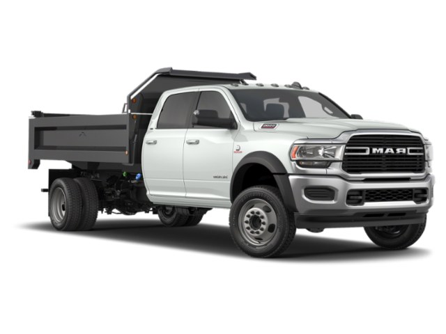 New 2019 Ram 5500HD Tradesman