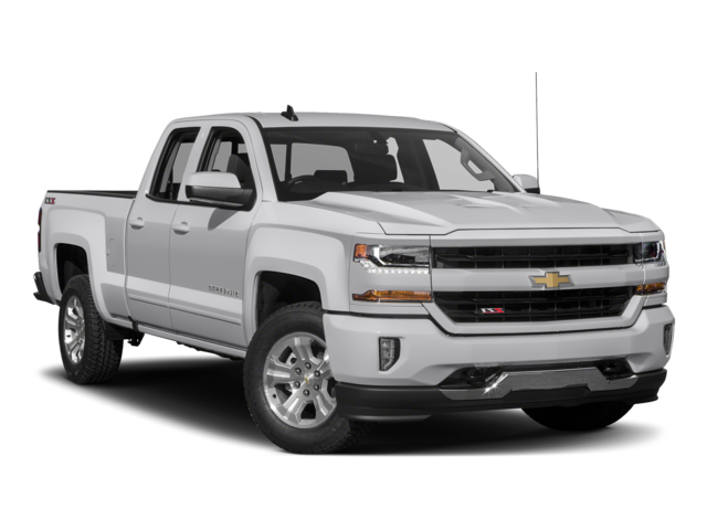 New 2017 Chevrolet Silverado 1500 Lt Double Cab In Long