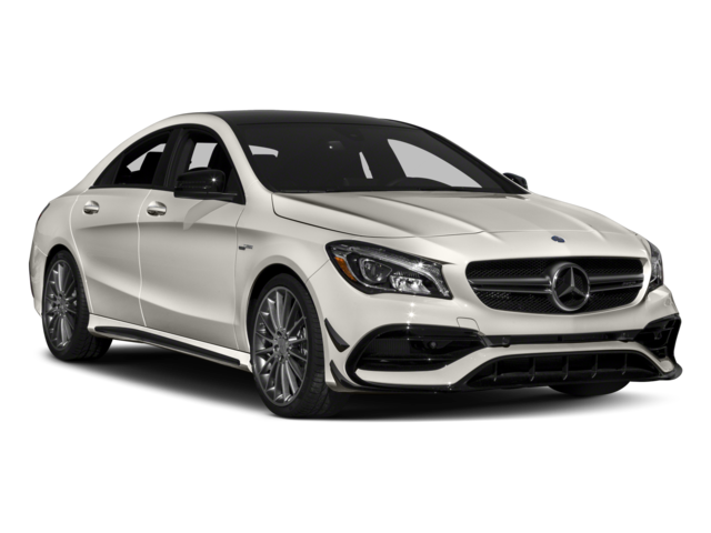 New 2018 mercedes benz cla cla45 amg coupe in toronto for Mercedes benz downtown service