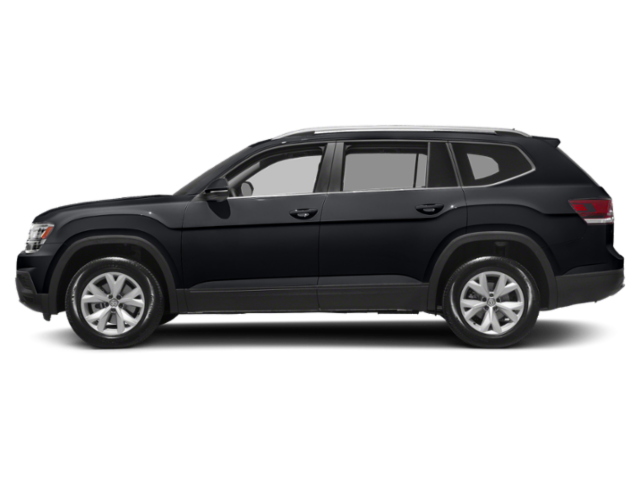 New 2019 Volkswagen Atlas V6 S 4Motion