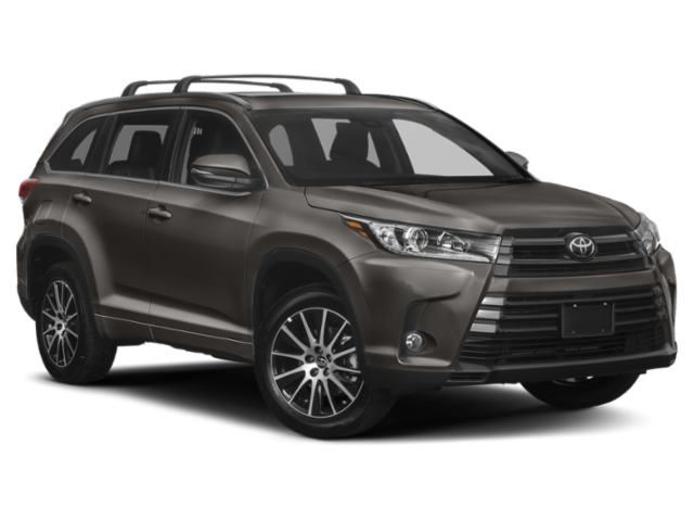 New 2019 Toyota Highlander SE AWD SE 4dr SUV In Schaumburg