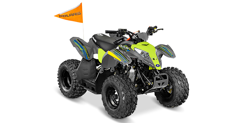 New 2020 Polaris Outlaw® 110 Youth