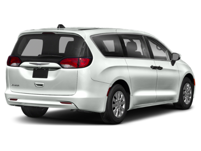 Pre-Owned 2020 Chrysler Voyager LX