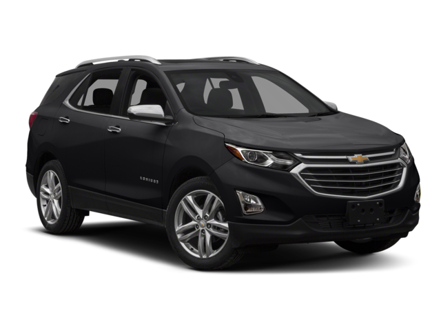 New 2018 Chevrolet Equinox Premier 4d Sport Utility In